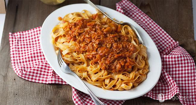 Ricette vegane pasta