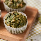 muffin spinaci e spezie