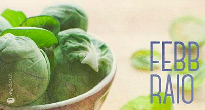 Febbraio - Frutta e verdura di stagione