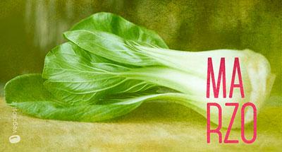 Marzo - Frutta e verdura di stagione