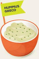 Hummus-greco