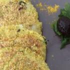 Crocchè di broccoli e okara di riso