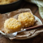 polenta cous-cous tofu
