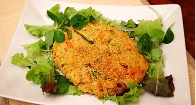 Cotolette vegan di miglio vegblogger for Cucinare miglio