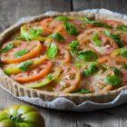 torta pomodori cannellini