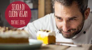Scuola di cucina vegana per le feste