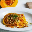 spaghetti-zucca-pistacchi