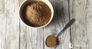 Farina di carrube: ricette vegane utilizzarla al meglio