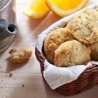 Biscotti di riso all'arancia - ©Vegolosi.it