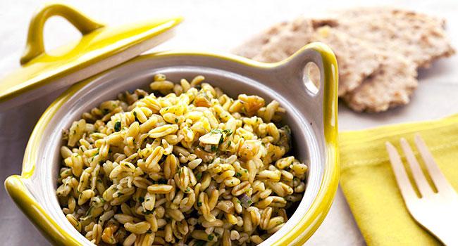 Khorāsān ricette
