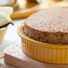 Pan di spagna vaniglia e limone - ©Vegolosi.it