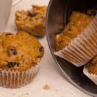 Muffin vegani speziati
