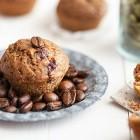 muffin vegani caffè