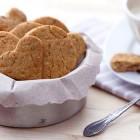biscotti vegani lavanda e nocciole