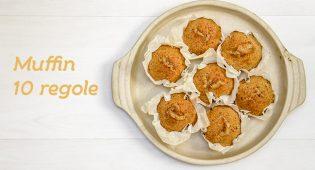 Muffin vegani ricetta