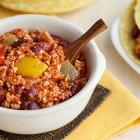 Chili vegano - Chili messicano senza carne