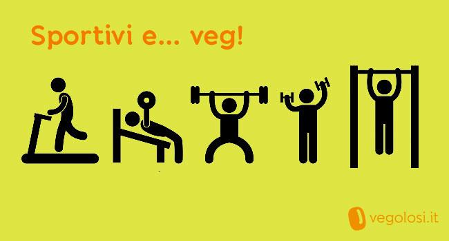 Sportivi vegani