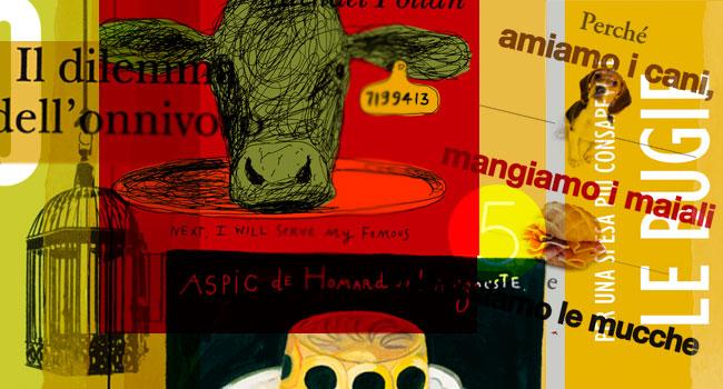 5 libri vegetariani vegani