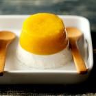 Bavarese vegana al mango