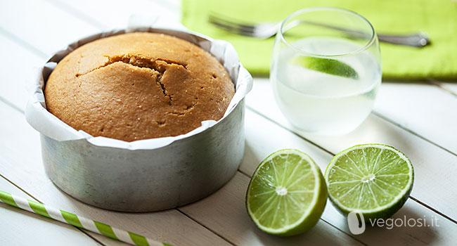 Torta al lime