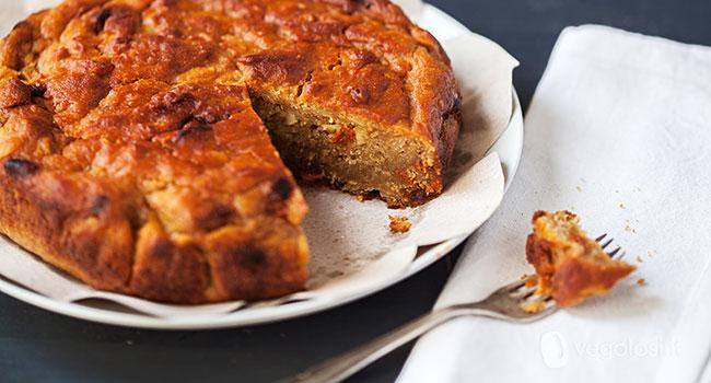 Torta Patate Dolci