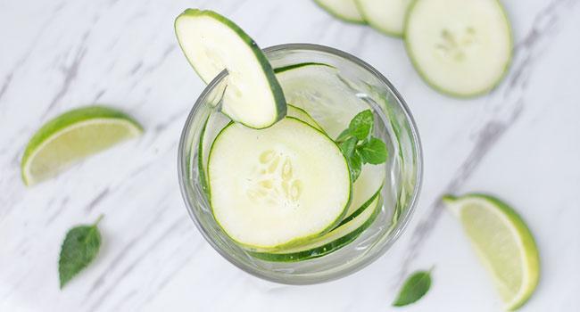 9 receitas para experimentar uma bebida fresca e sem açúcar 15