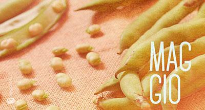 Maggio - Frutta e verdura di stagione