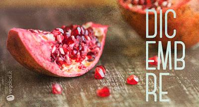 Dicembre - Frutta e verdura di stagione