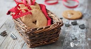 biscotti vegani di natale