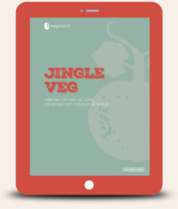 Jingle Veg - L'ebook di Natale di Vegolosi.it