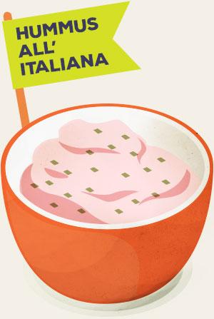 Hummus-italiana