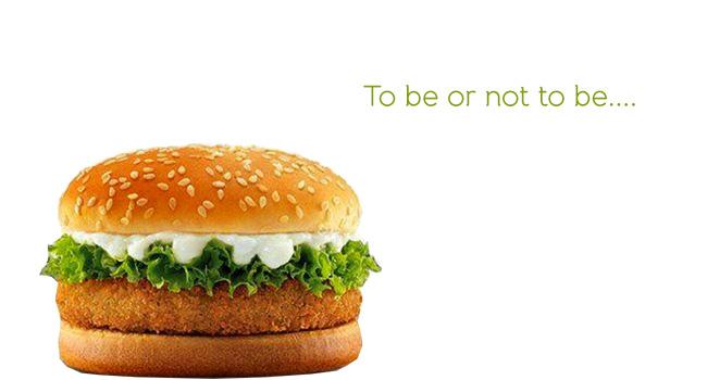 Mc Donald's Veggie Burger