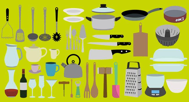 Cucina vegetariana e vegana: gli strumenti indispensabili