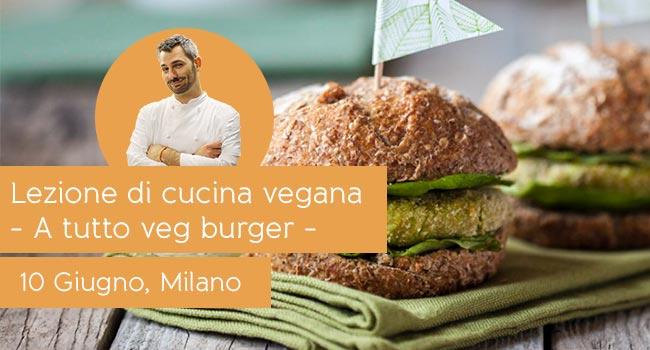 corso di cucina vegana a milano