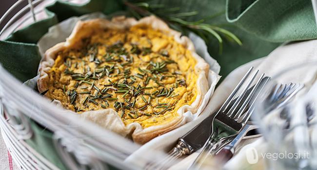 Torte salate vegane ricette