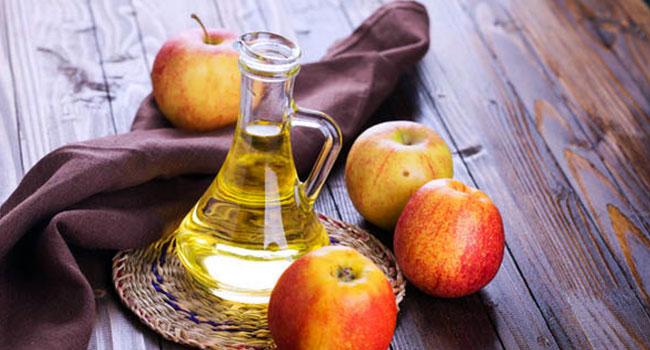 aceto di mele usi in cucina