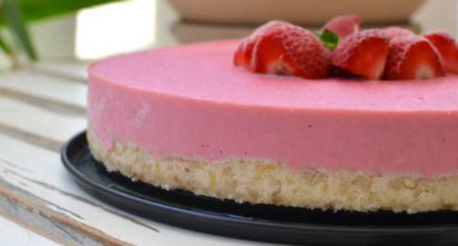 Cheesecake vegan