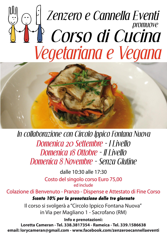 corso di cucina vegetariana e vagana - vegolosi - Corso Cucina Vegetariana