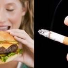 Carne e fumo