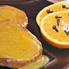 Seitan all'arancia