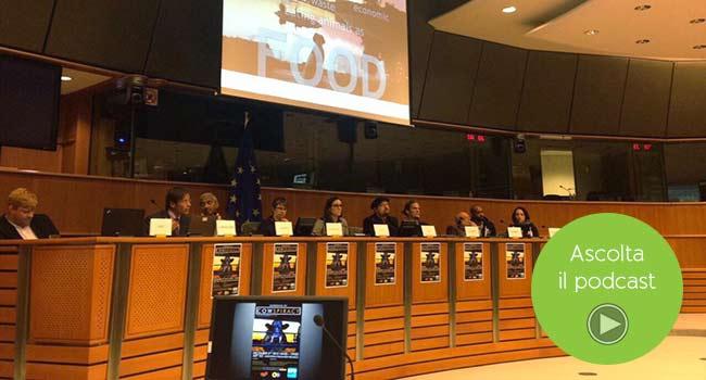 Parlamento Europeo carne
