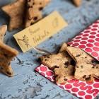 biscotti vegan segnaposto di natale