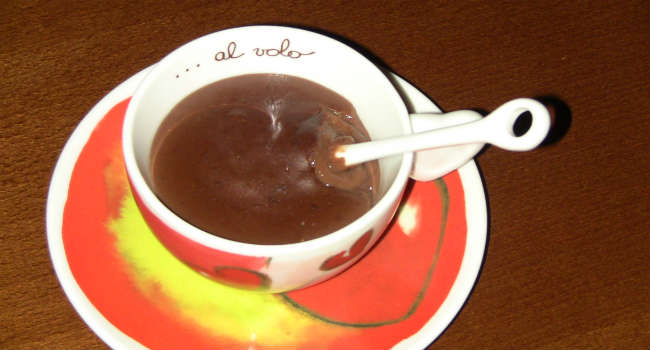 Budinovegan al cioccolato