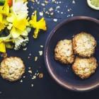 Biscotti vegani mandorle