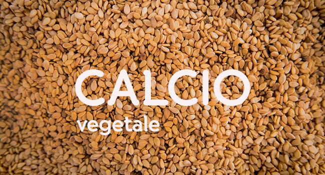 Alimenti vegetali ricchi di calcio