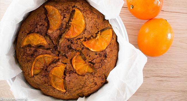 Torta-Uvetta-Noci-e-Arancia