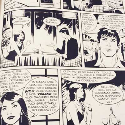Dylan Dog -vegetariano