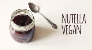 Nutella vegana - Crema spalmabile di nocciole fatta in casa