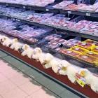 Supermercato agnelli peluches