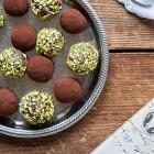 tartufino cacao pistacchi